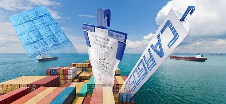 Cargosorb Trockenmittel Containertrockenmittel